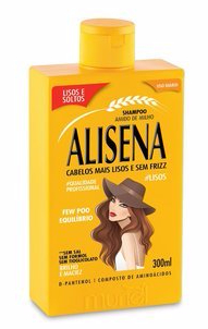 Shampoo ALISENA - Blog da Sil